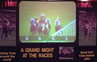 Video / DVD Race Night