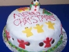 Team Generation Christmas Cake